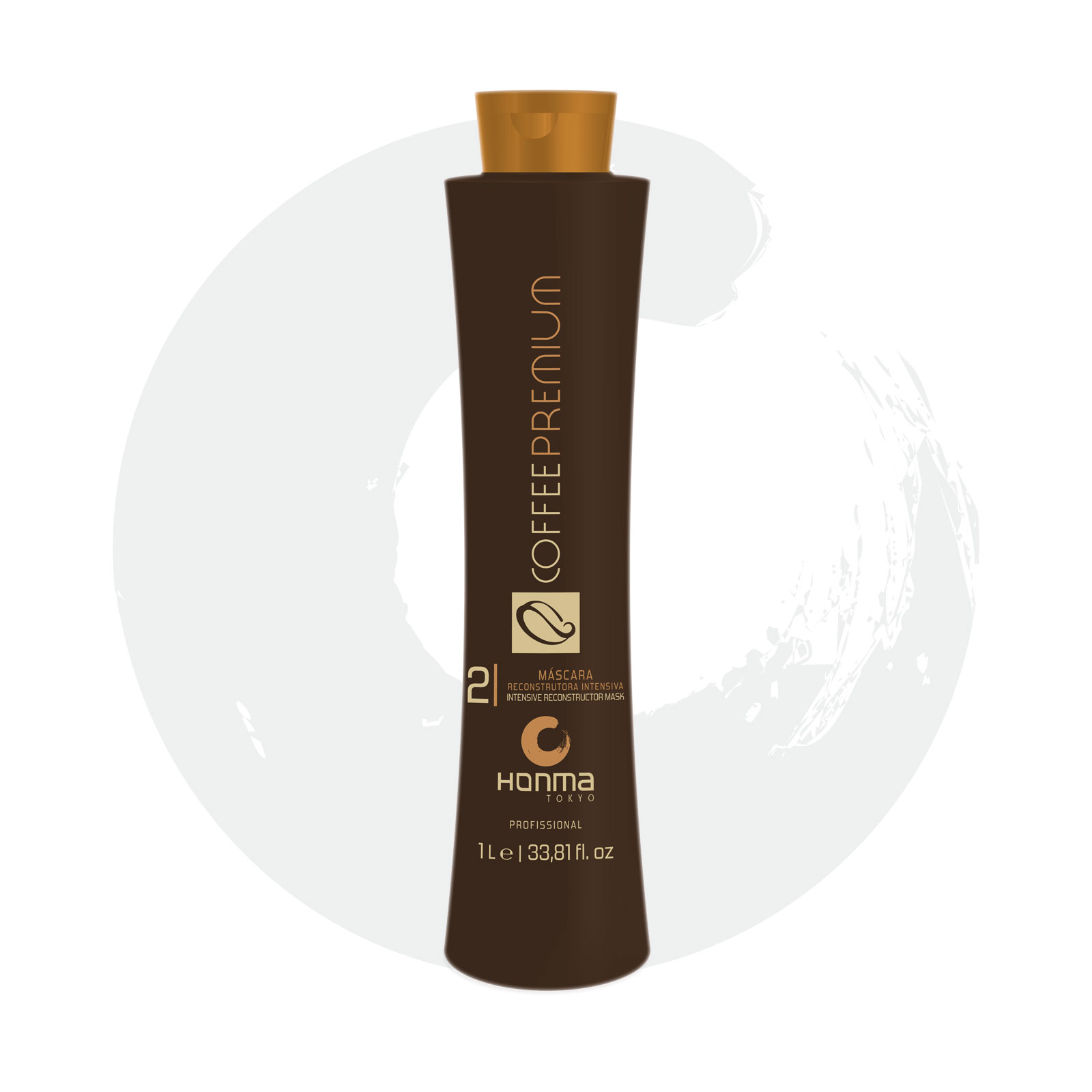 Coffee Premium All Liss кератин литровый