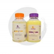 Линия «Plast Hair Bixyplastia Passion Fruit» набор 2х250 мл.